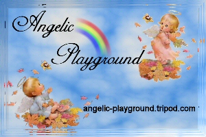 Angelic Playground Memorial Banner